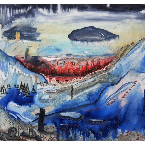 Lucy Atherton Bloqueo azul