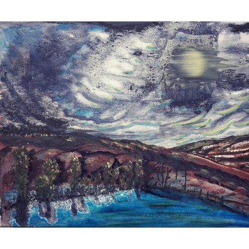 Lucy Atherton Kalter Mond