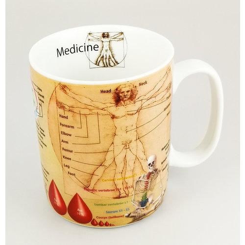 Konitz Taza Gran conocimiento de medicina