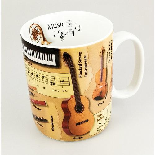 Konitz Taza Gran conocimiento musical