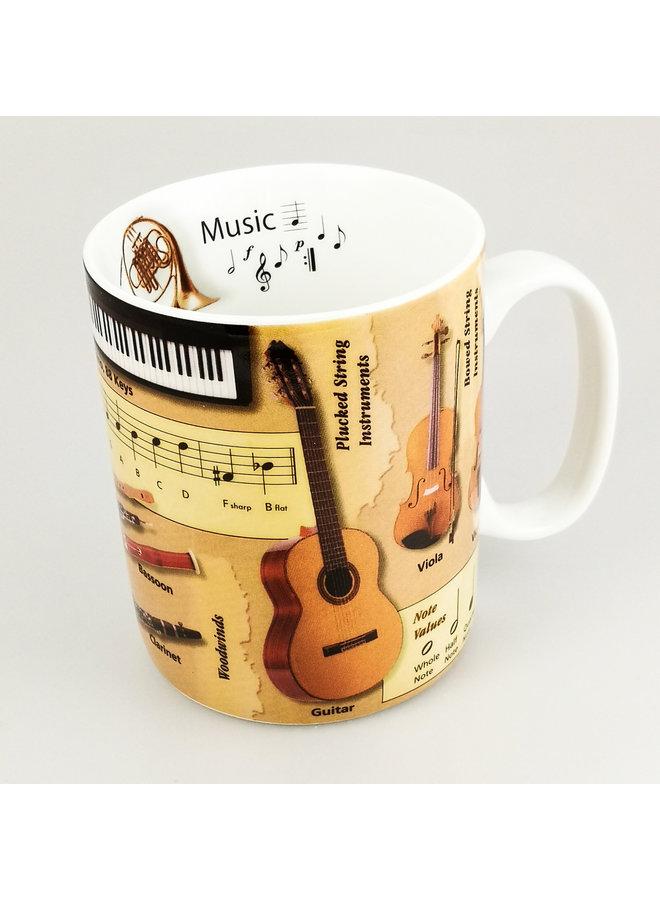 Musik Großer Wissensbecher