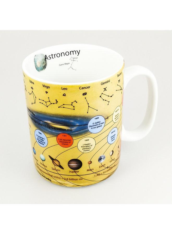 Astronoy Großer Wissensbecher
