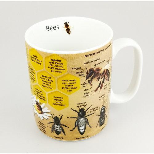Konitz Taza de conocimiento grande de abejas
