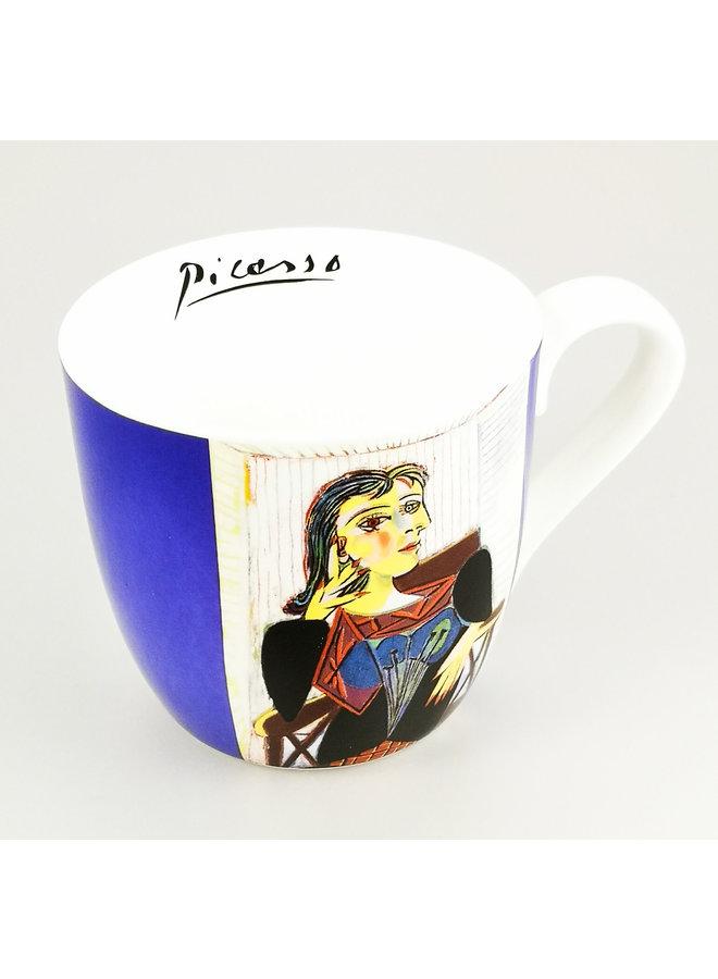 Picasso Dora Maar Becher