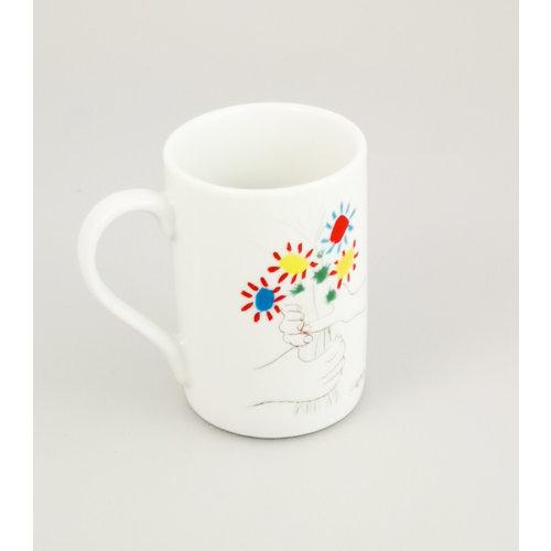 Konitz Picasso Bouquet Mini Esspresso Tasse