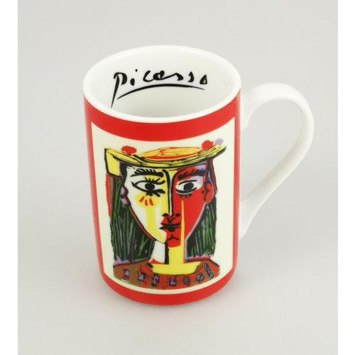 Konitz Taza mini espresso Picasso Femme au Chapeau