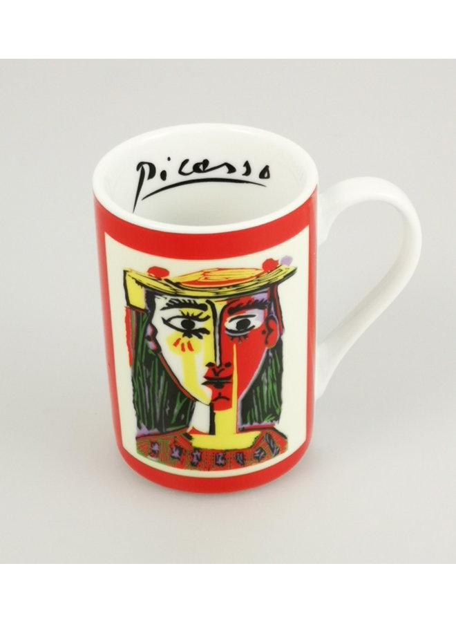Picasso Femme au Chapeau Mini-Espressotasse
