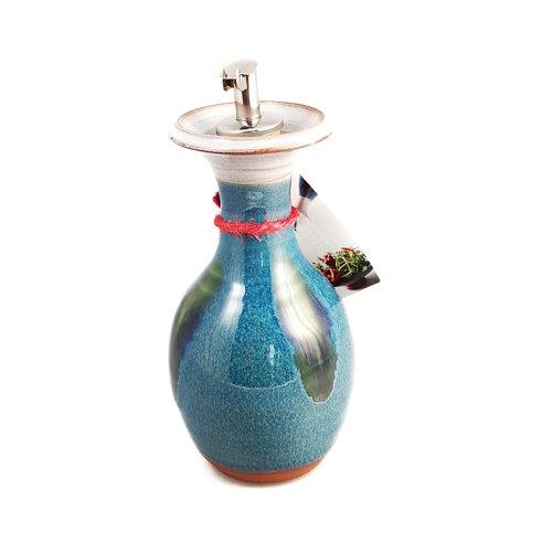 R B Ceramics Decantador de aceite de oliva mediano 015