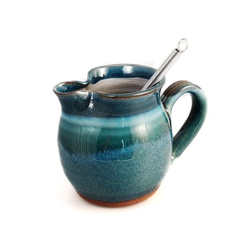 R B Ceramics Aderezo para Ensaladas con Batidor 024
