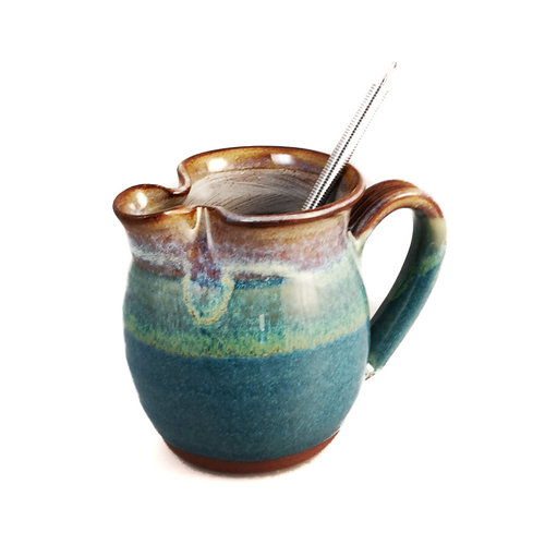 R B Ceramics Aderezo para Ensaladas con Batidor 025