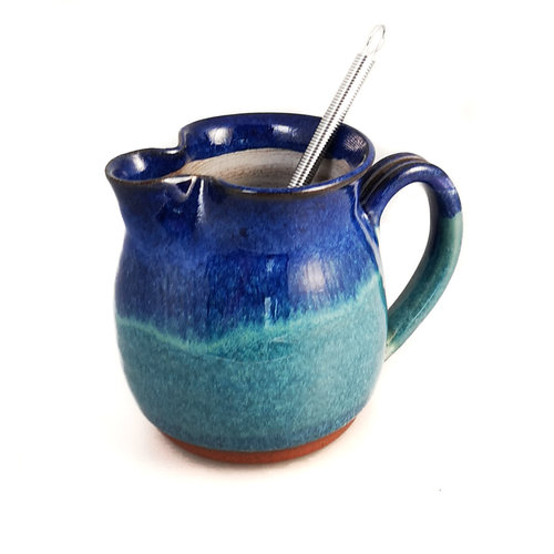 R B Ceramics Aderezo para Ensaladas con Batidor 028