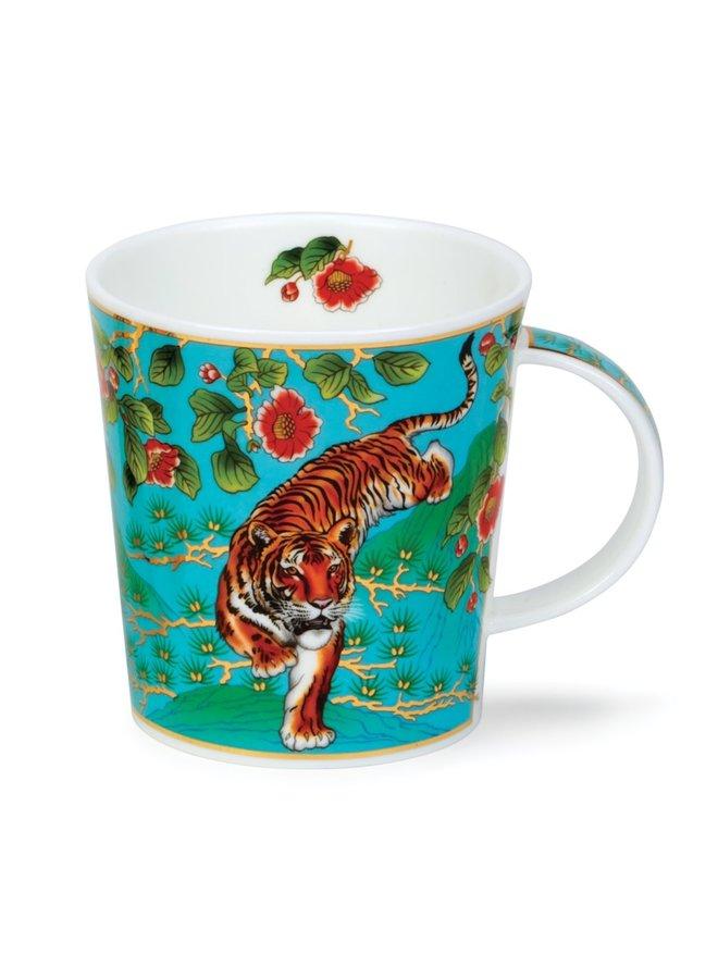 Tiger Ashika mug by David Broadhurst  67