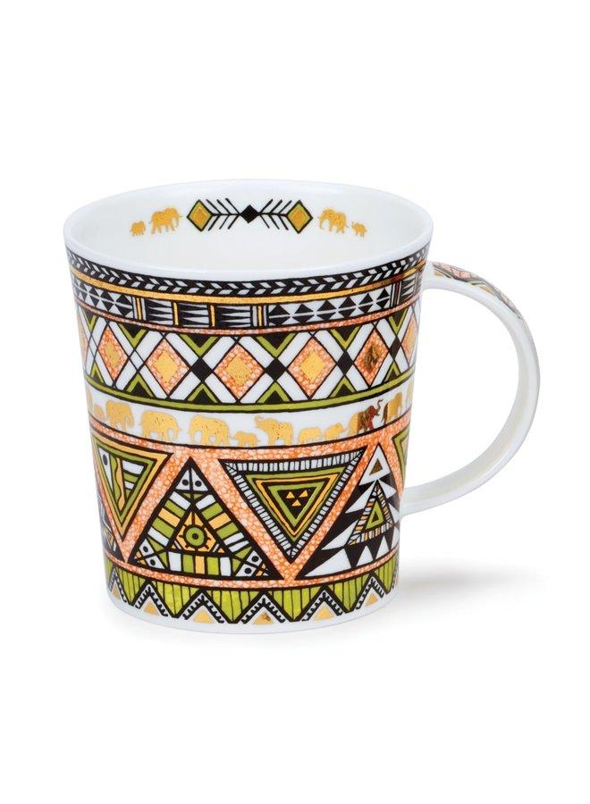 Afrika Lime Mug von Caroline Dadd 73