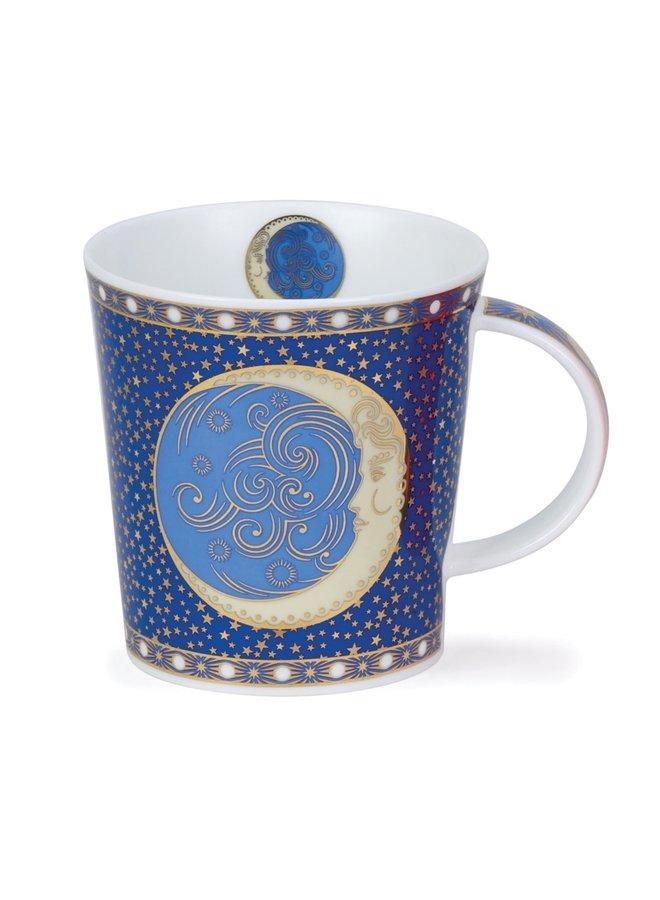 Celestial Moon Mug von David Broadhurst 77