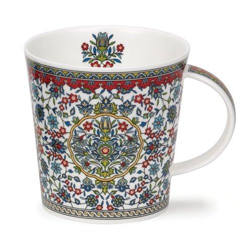 Dunoon Ceramics Amara Red large Mug by David Broadhurst 84