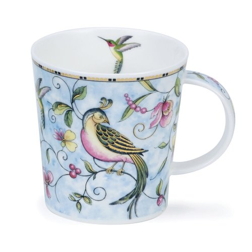 Dunoon Ceramics Bird Avalon mug by Marlee Fletcher  69