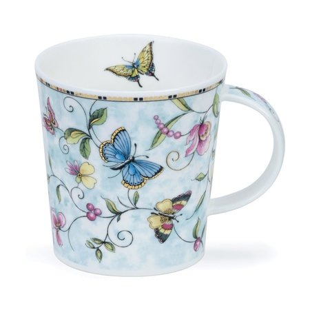 Dunoon Ceramics Taza Butterfly Avalon de Marlee Fletcher 70