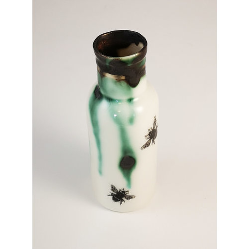 Jillian Riley Designs Bees Paris botella 156