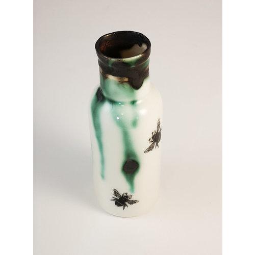 Jillian Riley Designs Bees Paris  bottle 156