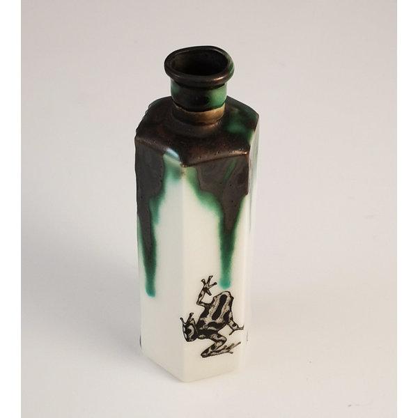 Frog Hexagonal Poison-fles 158