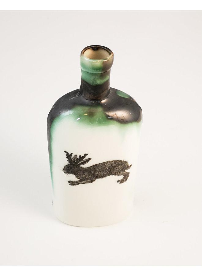 Horned Rabbit Flasche 153
