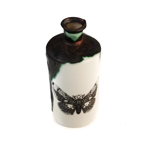 Jillian Riley Designs Botella de botica de polilla 143