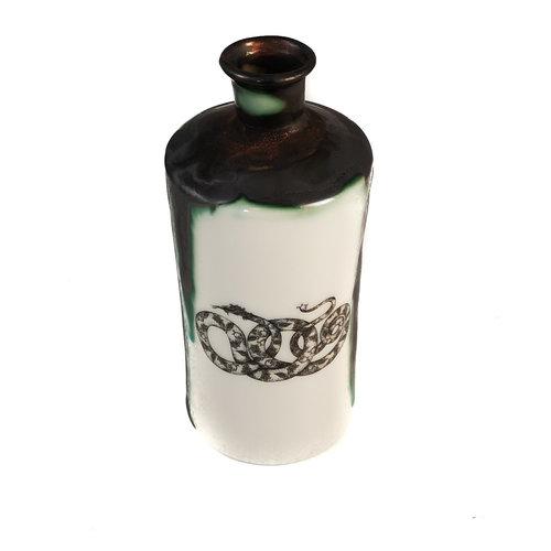 Jillian Riley Designs Snake Apothecary  bottle 144