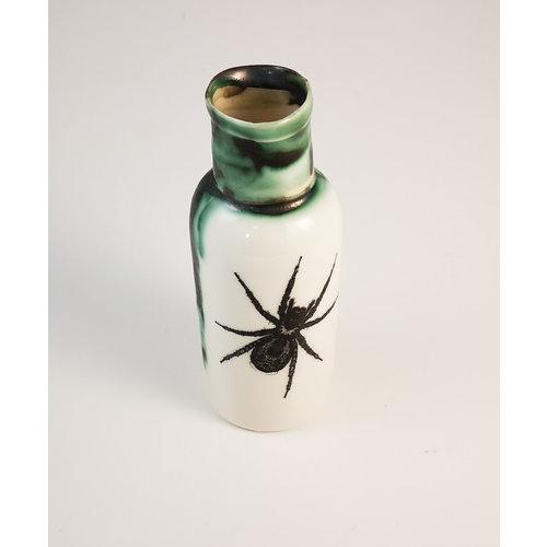 Jillian Riley Designs Spider Paris botella 154