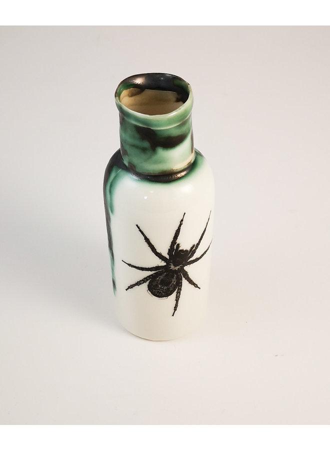 Spinne Paris Flasche 154