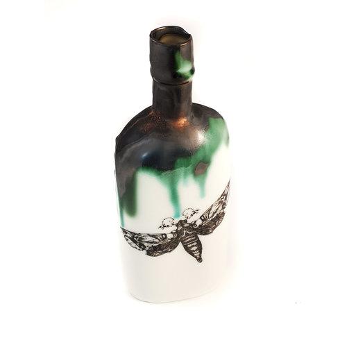 Jillian Riley Designs Moth Poison bottle 149