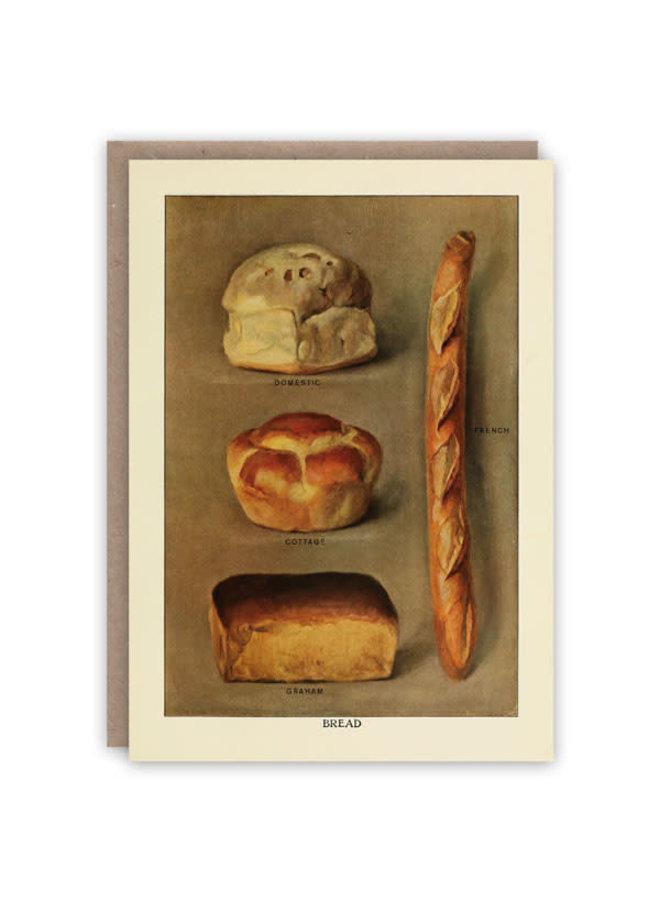Brotmusterbuchkarte