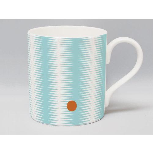 Repeat Repeat Metric Dot Bronze mug 54