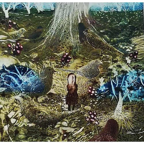 Sara Philpott Aves y el árbol hueco 045