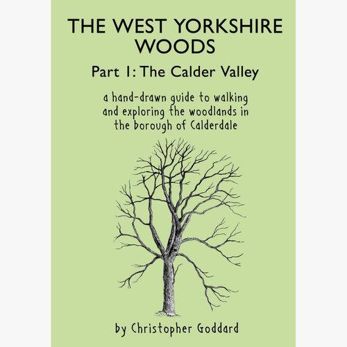 Christopher Goddard West Yorkshire Woods 1. El valle de Calder