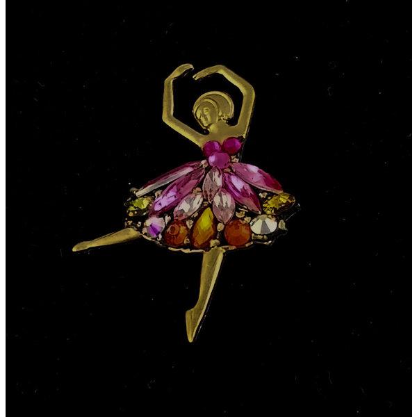 Balletdanser broche 191