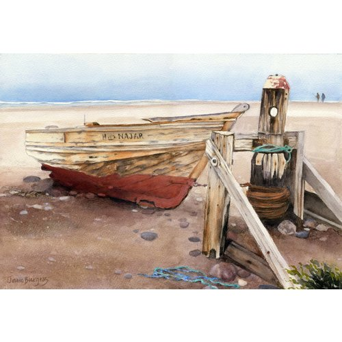 Jane Burgess Boten en vissen, Cabo de Gata 017
