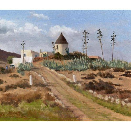 Jane Burgess Casa Molino, Los Escullos 014