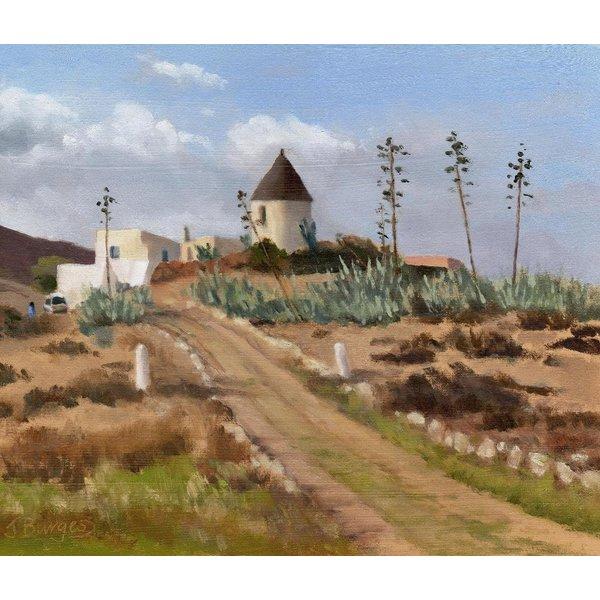 Casa Molino, Los Escullos 014