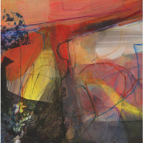 Kate Boyce Art April Sky No. 3 40