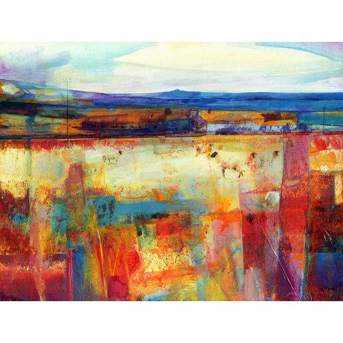 Kate Boyce Art Stoodley from Todmorden Edge print 44