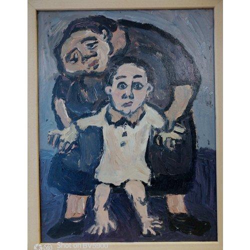 Barry De More Erste Schritte nach Picasso 030