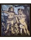 Venus en Adonis, een schets naar Rubens 033