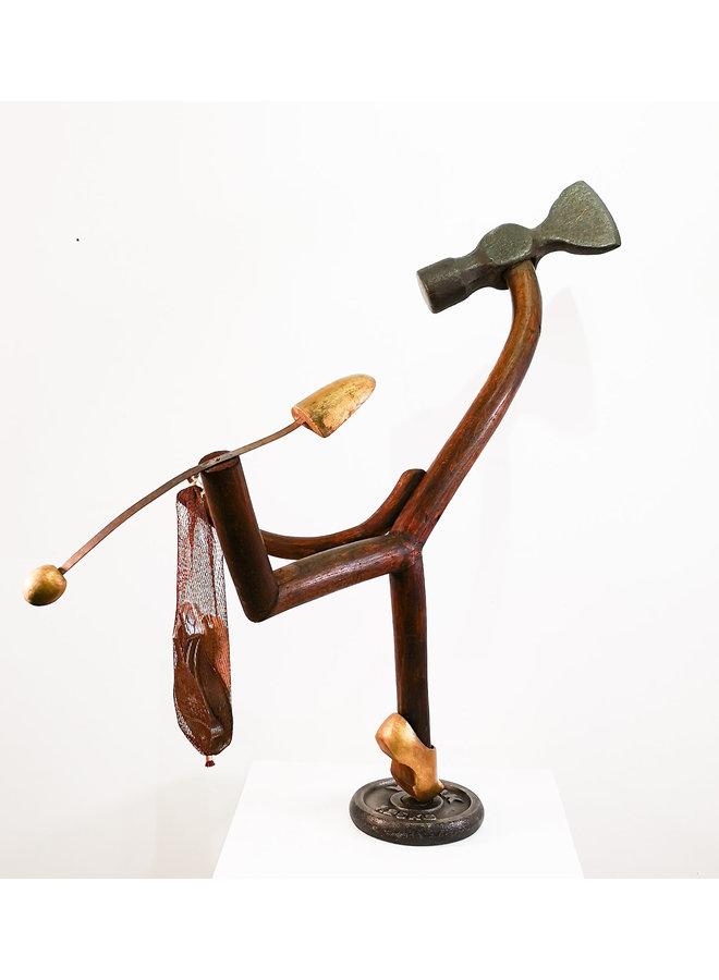 Ballerinedu Breton. Hommage an Max Ernst 041