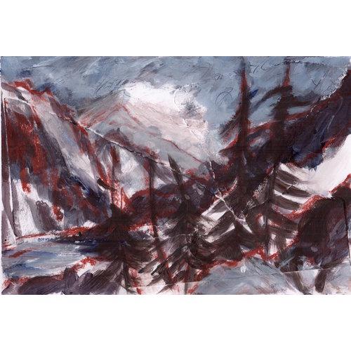 Liz Salter Conociendo al Sr. Turner, Estudio 3 (La Fuente del Arveron) 048