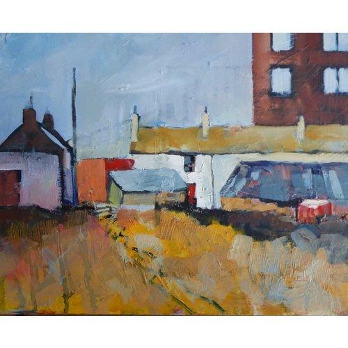 Rob Miller Granjas y molinos de mi ciudad natal, Blackburn 11