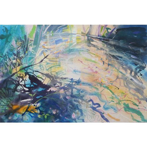 David Wiseman Rushing River, Pitshanger 014