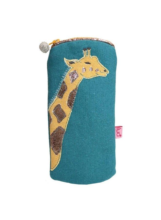 Giraffe Brille Geldbörse Marine Green 424