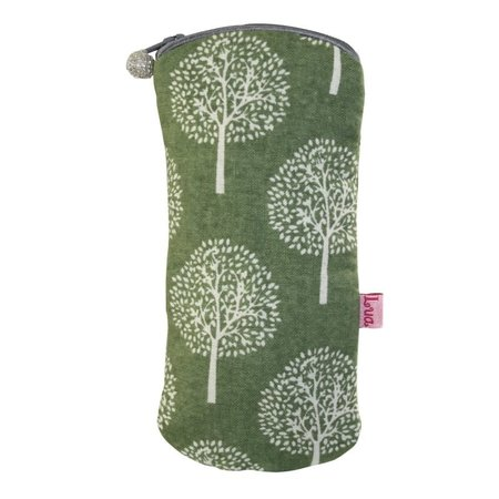 LUA Bril zachte portemonnee Mulberry Tree olijf 413