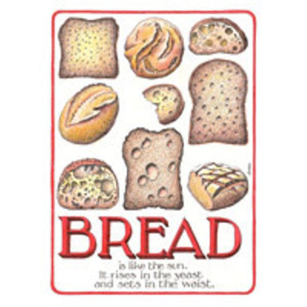 Bread is Like the Sun card 811