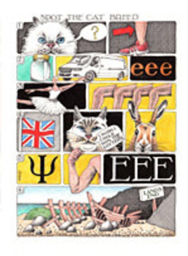 Spot the Cat card 806